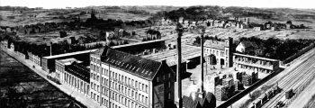 1884 – die Fabrik in Schwelm wird in Betrieb genommen