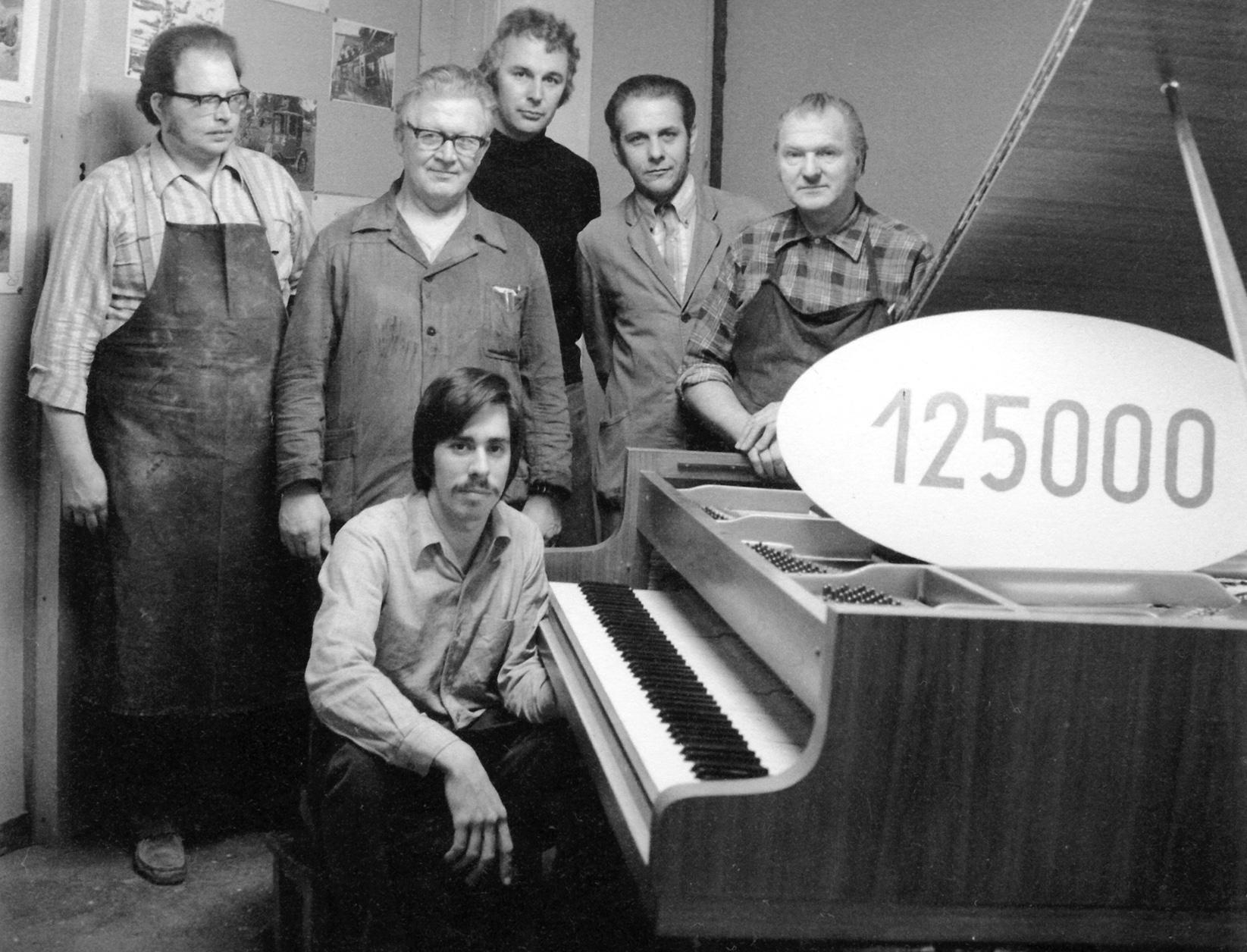 1973 – Instrument Nr. 125.000
