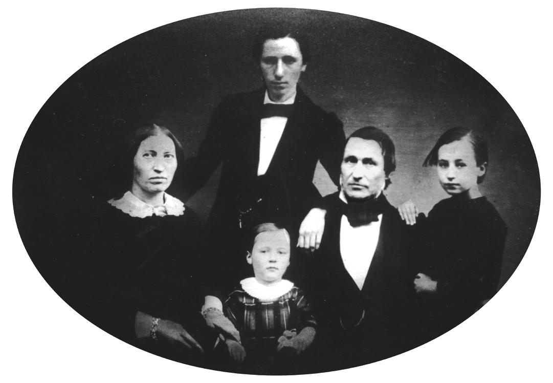 1833 – Carl Rudolf Ibach wird Teilhaber