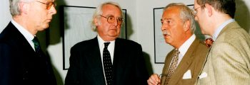 1997 – Präsentation des Richard-Meier-Flügels