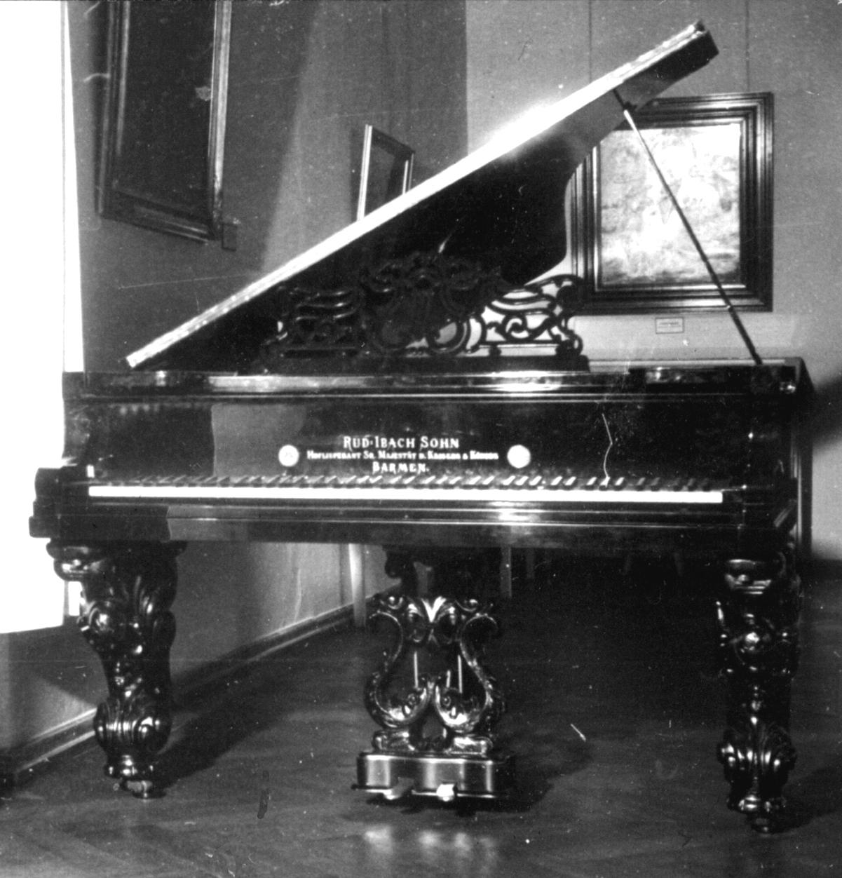 1879 – Flügel Nr. 7.000 für Richard Wagner